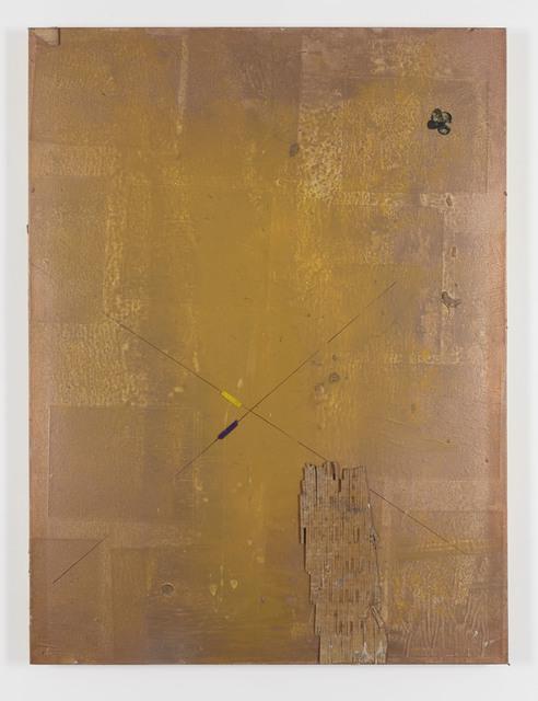 , 'X,' 2017, Galerie Nathalie Obadia