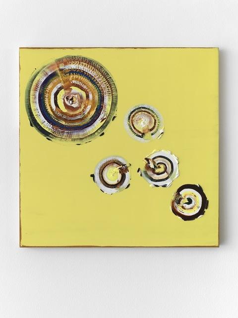 , '#1011217 (Jarosit),' 2017, Anne Mosseri-Marlio Galerie