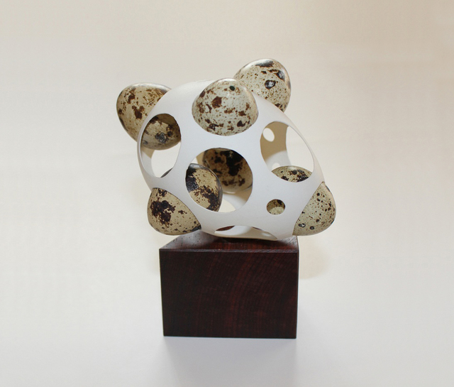 Larisa Safaryan, 'Cosmic Object', 2013, Wood Symphony Gallery