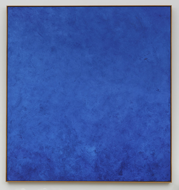 Joe Goode, 'Ocean Blue #7', 1988, Diane Rosenstein