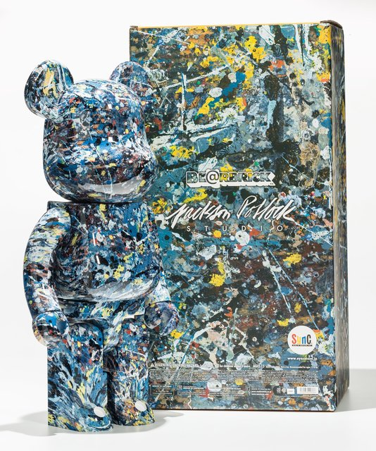 BE@RBRICK X Jackson Pollock Studio, 'Jackson Pollock 1000%', 2016, Other, Painted cast resin, Heritage Auctions