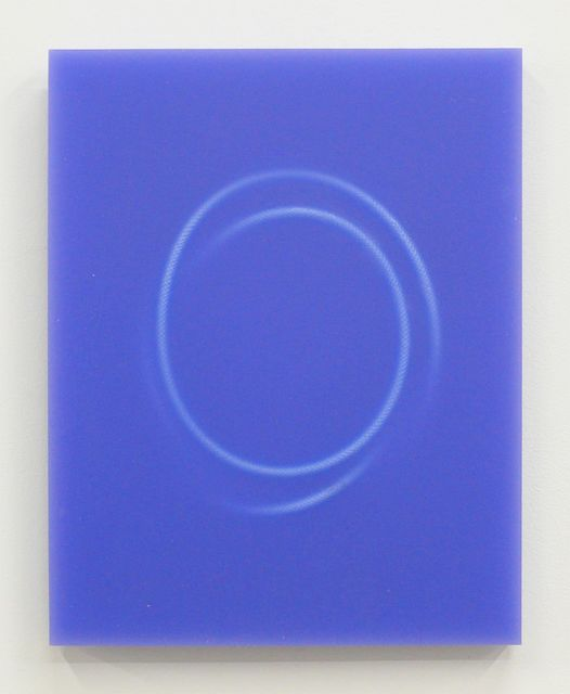 Rosha Yaghmai, 'Panel, Blue', 2016, Kayne Griffin Corcoran