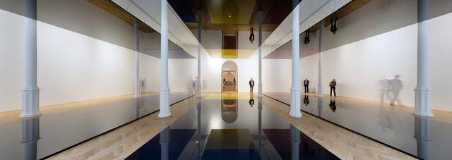 , 'Installation shot: Robert Irwin, London, July 2013,' , Pace Gallery