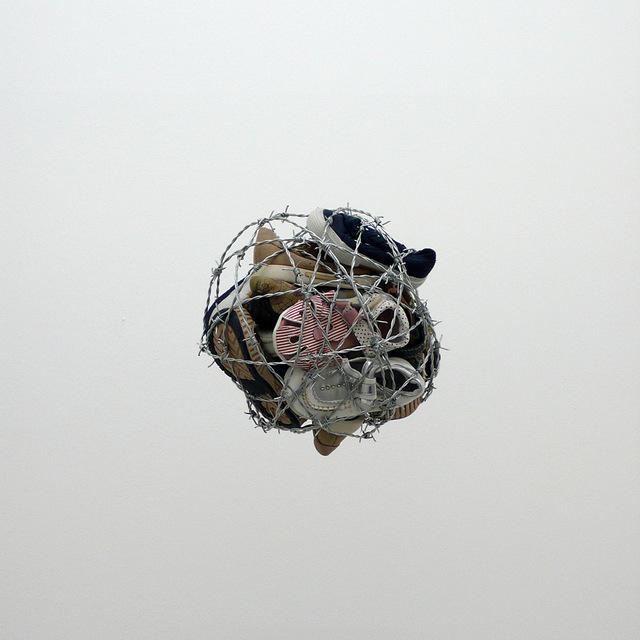 , 'Thank you (xie xie),' 2009, Barbara Thumm