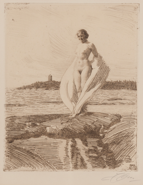 , 'The Swan,' 1915, Childs Gallery