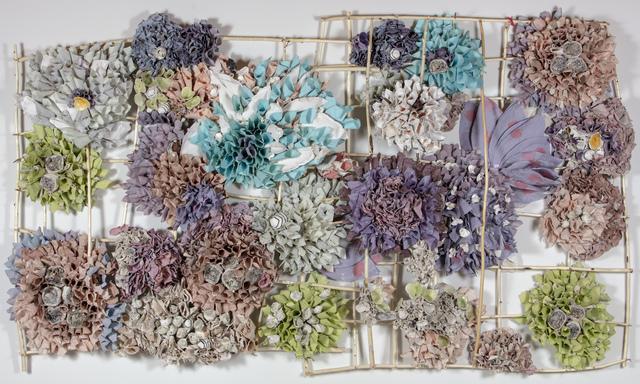 Rebecca Hutchinson, 'Purple Overlap', 2019, Duane Reed Gallery
