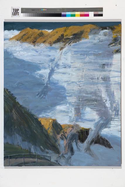 Euan Macleod, 'Verticle fogman', 2018-19, Bowen Galleries