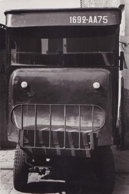 , 'Drôle de gueule III ,' 1952, Galerie Nathalie Obadia