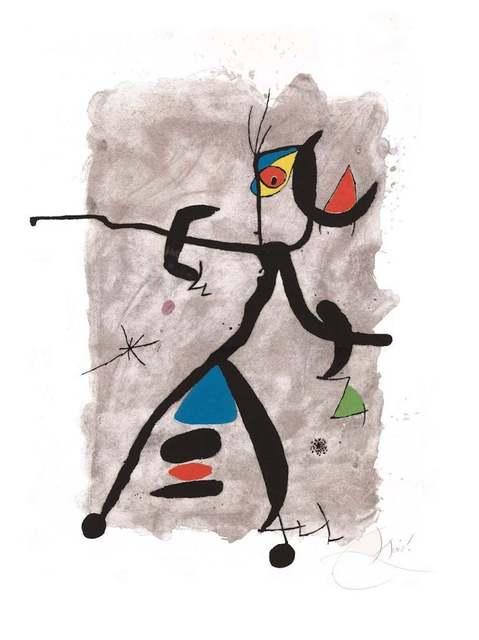 Joan Miró, 'Constellation III', 1975, Wallector