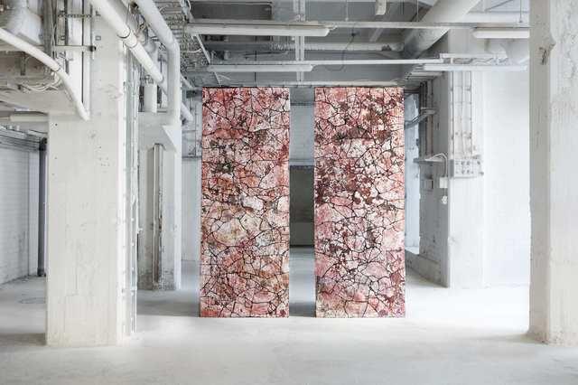 , 'Walking with Roses,' 2019, Hostler Burrows