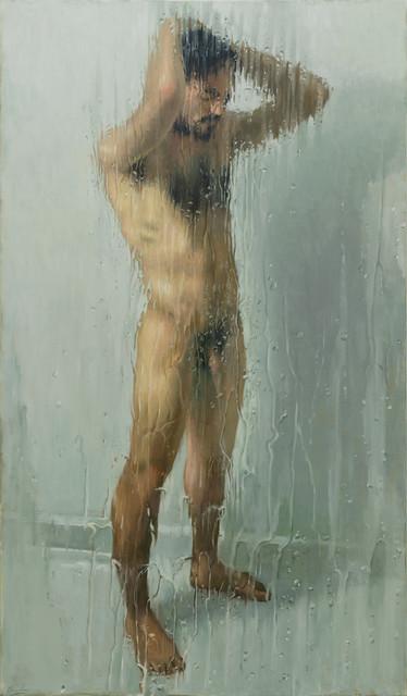 , 'Shower Screen VIII,' 2019, Galerie Thomas Fuchs