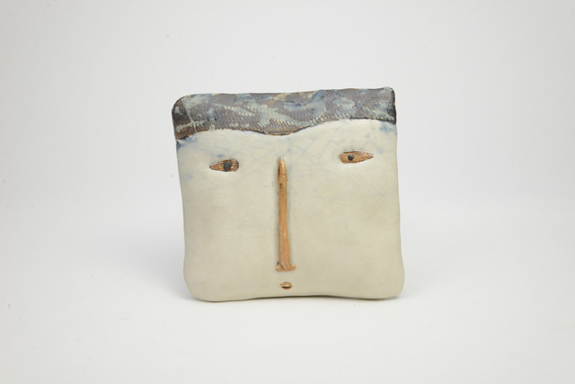 , 'Ceramic Mask,' 1999, Ippodo Gallery