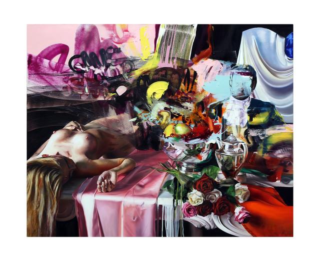 , 'Strange Fruit,' 2012, Lazarides