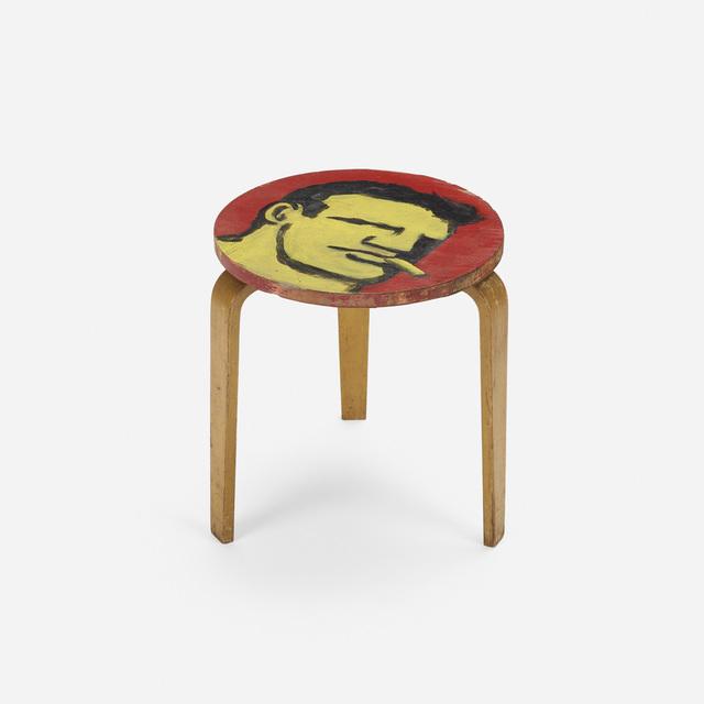 Robert Loughlin, 'Ellen Saaran (Artek stool)', 2003, Wright