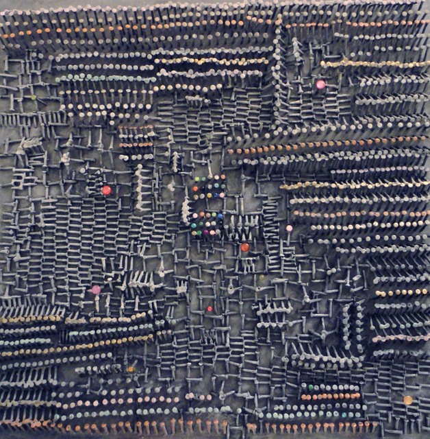, 'Prayerweave with Telephone,' 2014, Praxis