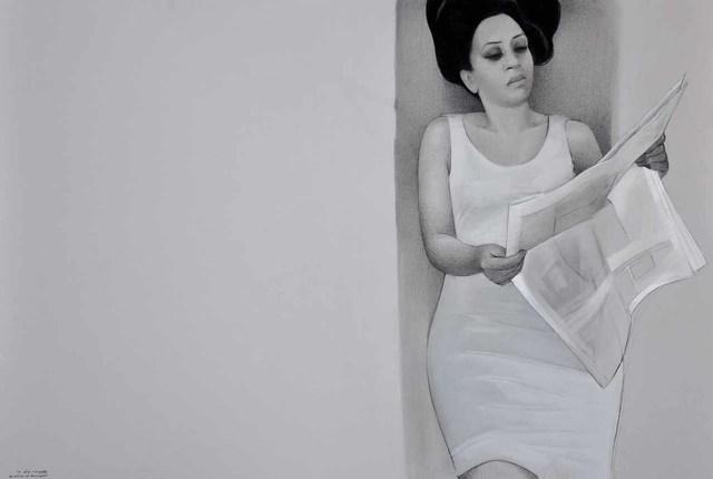 , 'Etude Numero 3 (Avant Project),' 2014, Hafez Gallery