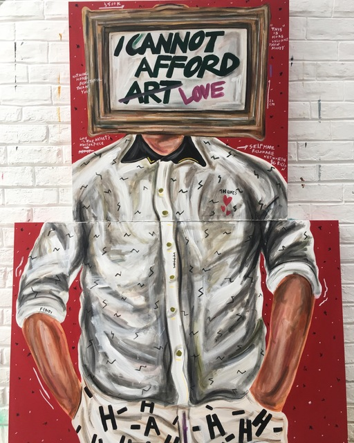 Naufal Abshar, 'I Cannot Afford Love', 2018, Art Porters