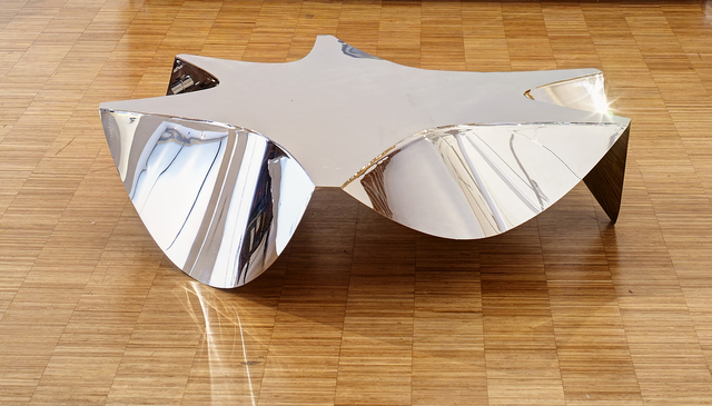 , 'Scallop Coffee Table (Stainless Steel),' , Gallery ALL