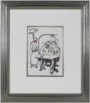 , 'In the Cafe -La Garconne Series-,' 1925, David Barnett Gallery