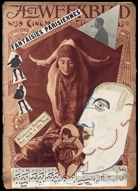 , 'Fantaisies Parisiennes,' 1924-1926, Corkin Gallery