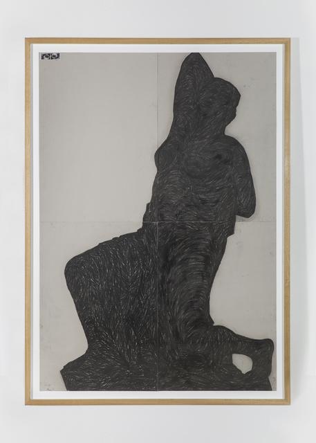 , 'Niobe,' 2013, Galleria Raffaella Cortese