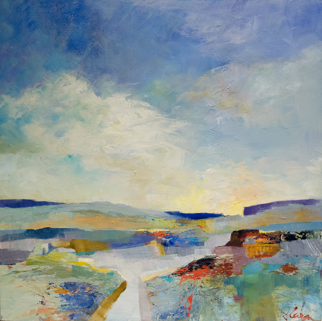 , 'On the Way to Taos,' 2016, Studio Shop Gallery