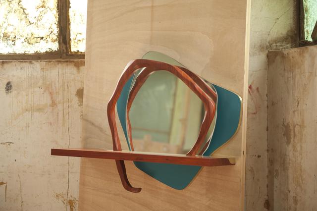, 'Ikebana II – Wall Mirror,' 2013, Carwan Gallery