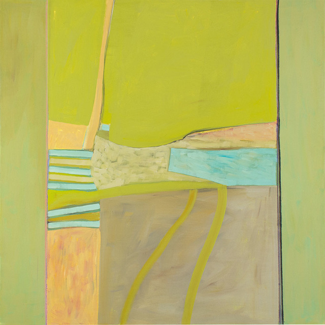 , 'HADLEY: EARLY SUMMER TRACKS,' 2017, Jerald Melberg Gallery
