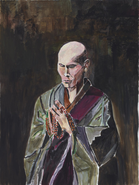 , 'The Monk,' 2009, Gagosian