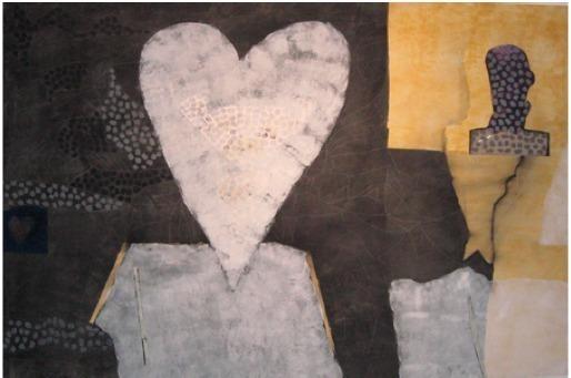, 'Les suaires,' 2008, Galerie Lacerte Art Contemporain