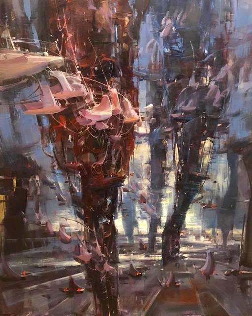 , 'Cyclone City,' 2018, IX Gallery
