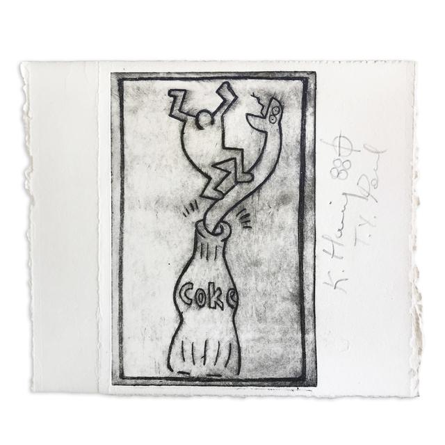 Keith Haring, 'Coke', 1988, MLTPL