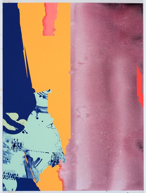 , 'Untitled (Gulf),' 2016-2017, Galerie Richard