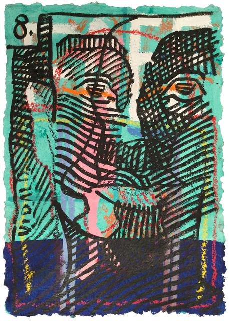 , 'Free No.8,' 2015, Tiwani Contemporary
