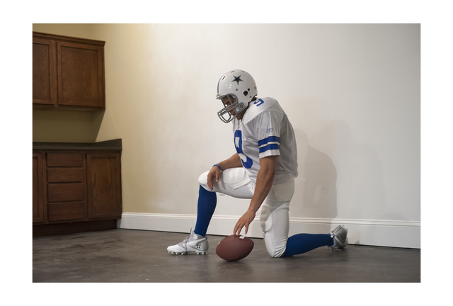 , 'Football Player, Dallas Cowboy (Character to Be Reactivated),' 2012, Air de Paris