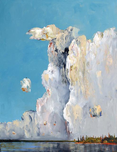 , 'Towering Cumulus,' 2014, Han Art