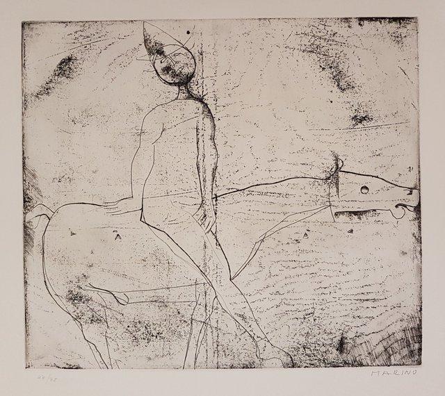 , 'Gioco del Cavaliere,' 1969, Wallector