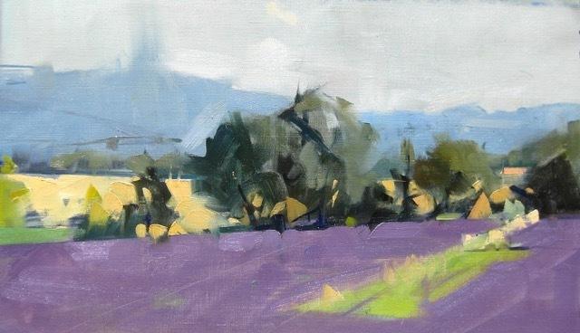 , 'Lavender C,' 2018, J. Cacciola Gallery