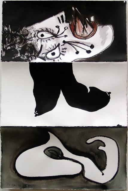 , 'Unguernica II #3,' 2009, McClain Gallery
