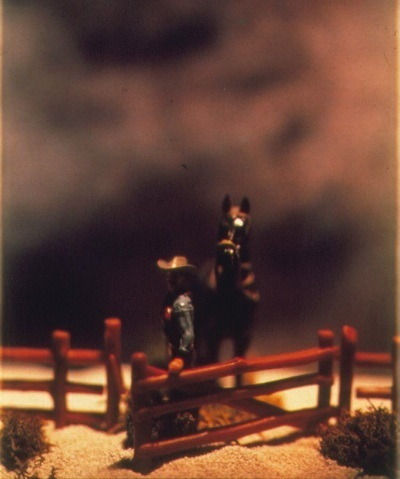David Levinthal, 'The Wild West, 89-PC-C-7', 1989, Julie Nester Gallery