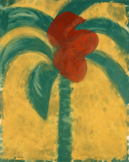 , 'Flowering Palm,' 1990-1991, Alan Cristea Gallery