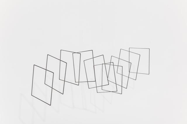 , 'Tetralineados Titan 63,' 2018, Galerie Denise René