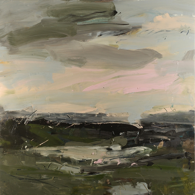 , 'Mudflats, Pink Sky,' 2017, Cadogan Contemporary