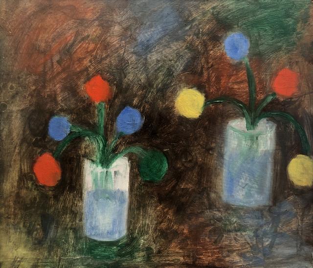 Jan Müller, 'Double Flowers', 1957, Bookstein Projects
