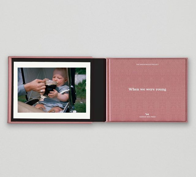 , 'Limited edition print (B) + book: 'When We Were Young',' 2020, Hoxton Mini Press