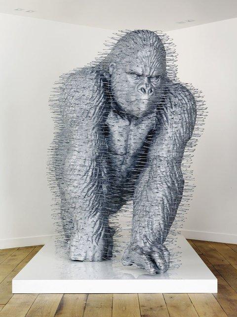 , 'Silver Back,' 2007-2008, Opera Gallery