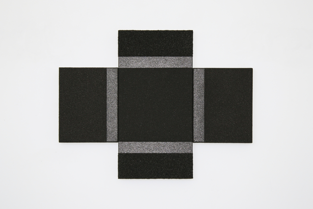 Blake Baxter, 'Black Painting, no. 35', 2017, Eleven Twenty Projects