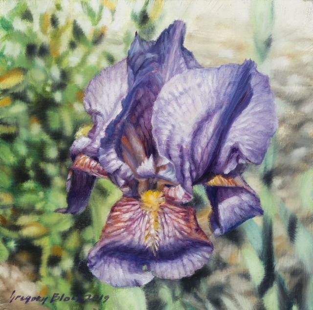 , 'Iris 2,' 2019, Gallery 1261