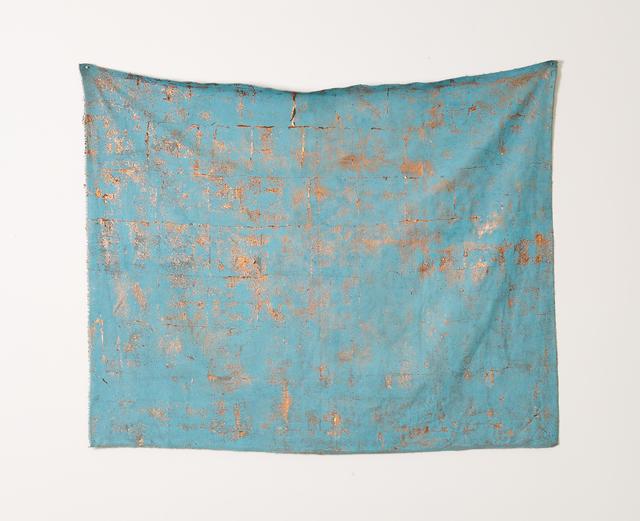 , 'Ciprium (oxided),' 2013, Galerie Greta Meert