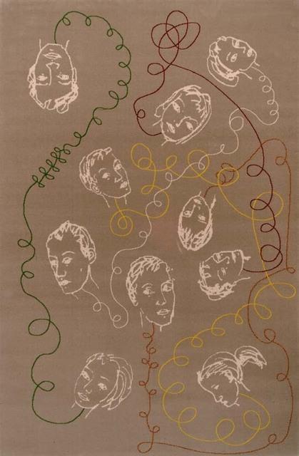 , 'Köpfe (G),' 2006, Deweer Gallery